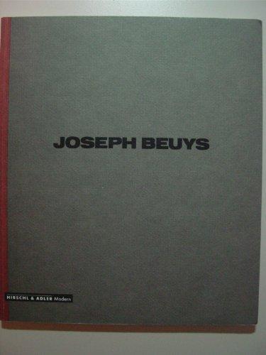 Joseph Beuys Ideas and Actions: Beuys, Joseph] Hirschl