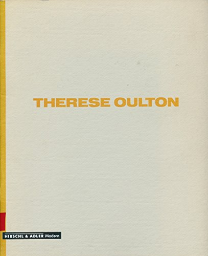 9780942051131: Therese Oulton, January 21-February 18, 1989