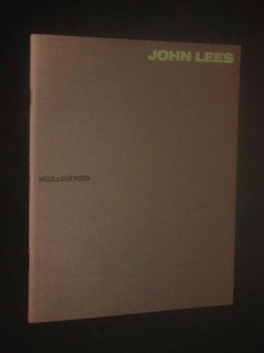 John Lees, paintings & drawings: Hirschl & Adler Modern, December 7-January 6, 1989 : ...