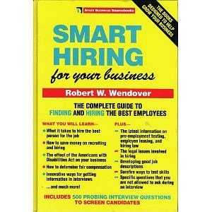 9780942061567: Smart Hiring for Your Business (Small Business Sourcebooks)