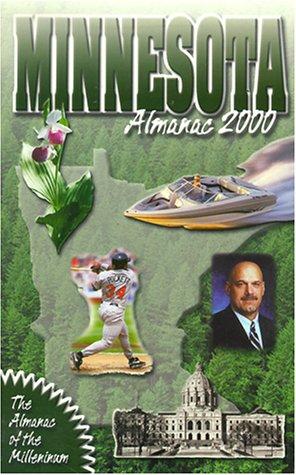 Minnesota Almanac 2000 {FOURTH EDITION}: McDermid, Chros {Editor}