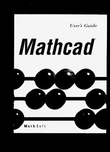 9780942075793: Mathcad