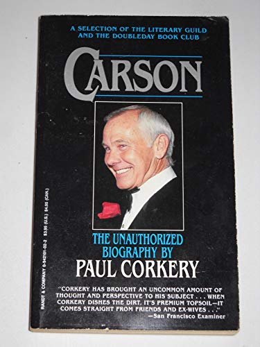 9780942101027: Carson: The Unauthorized Biography
