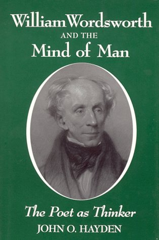 9780942104042: William Wordsworth and the Mind of Man