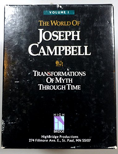 9780942110487: The World of Joseph Campbell: The Soul of the Ancients/Audio Cassettes