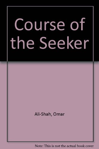 9780942139075: The Course of the Seeker