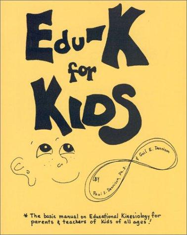 9780942143010: Edu-K for Kids