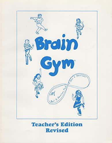 9780942143027: Brain Gym: Teacher's Ed