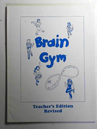 9780942143027: Brain Gym: Teacher's Edition