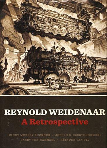 9780942159332: Reynold Weidenaar: A Retrospective