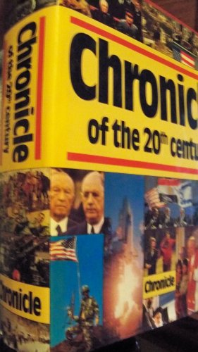 9780942191011: Chronicle of the 20th Century