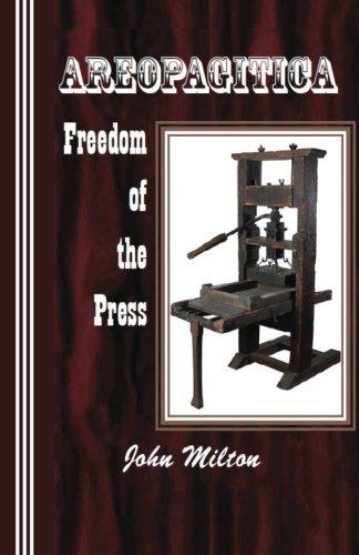 9780942208047: Areopagitica: Freedom of the Press (Little Humanist Classics)