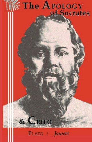 9780942208054: Apology of Socrates & The Crito (Little Humanist Classics Series)