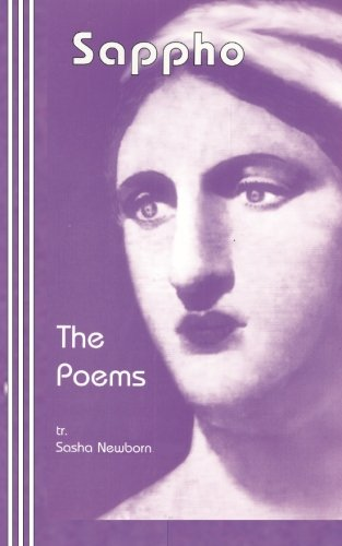 9780942208115: Sappho: The Poems