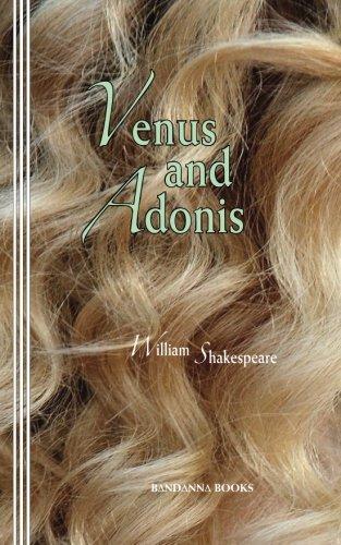 9780942208757: Venus and Adonis