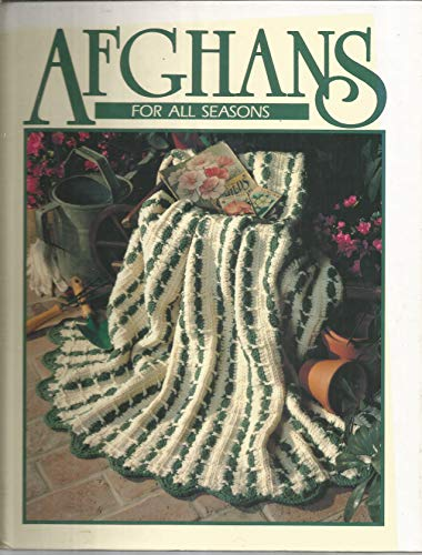 Afghans for All Seasons: Crochet Treasury Series: Leisure Arts, Inc.