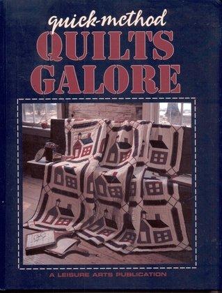 9780942237566: Quick-Method Quilts Galore