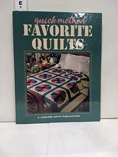 9780942237603: Quick-method favorite quilts