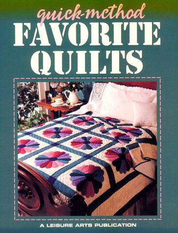 9780942237610: Quick-Method Favorite Quilts