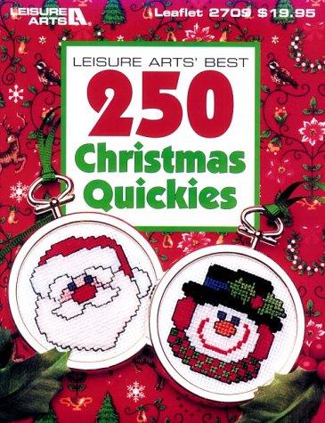 9780942237764: Leisure Arts' Best 250 Christmas Quickies