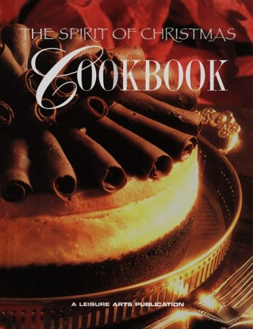 9780942237795: The Spirit of Christmas Cookbook