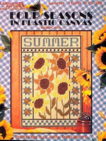 Four Seasons in Plastic Canvas (Plastic Canvas: Leisure Arts