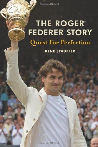 9780942257397: Roger Federer Story: The Roger Federer Story
