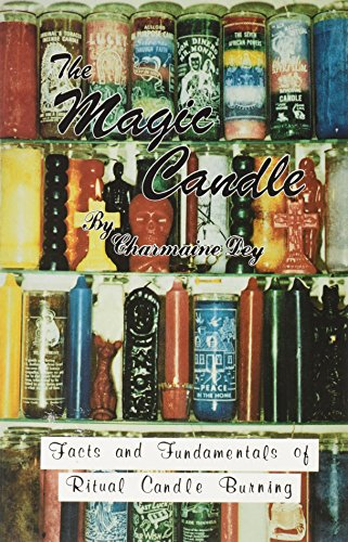9780942272000: The Magic Candle: Facts and Fundamentals of Ritual Candle-Burning