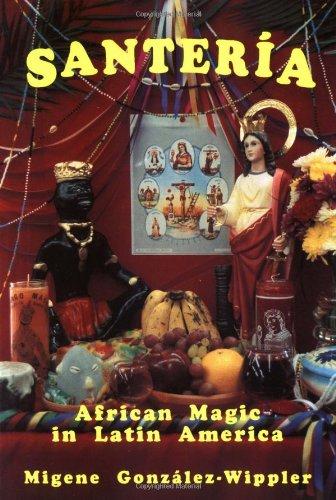 9780942272048: Santeria: African Magic in Latin America