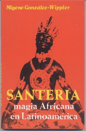 9780942272390: Santeria: Magia Africana En Latinoamerica