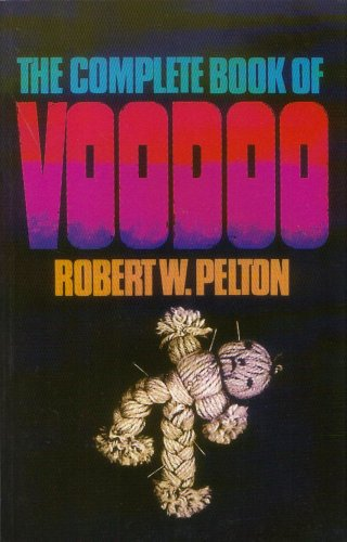 9780942272512: Complete Book of Voodoo