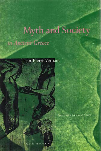9780942299168: Myth and Society in Ancient Greece
