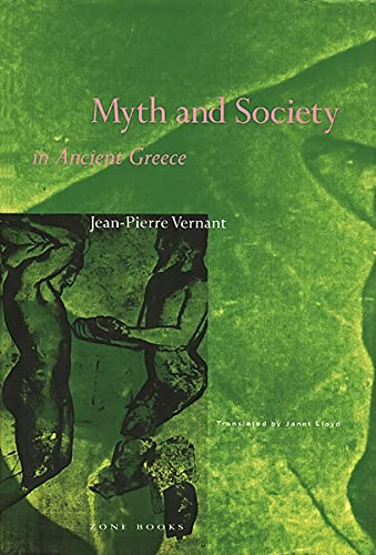 9780942299175: Myth and Society in Ancient Greece