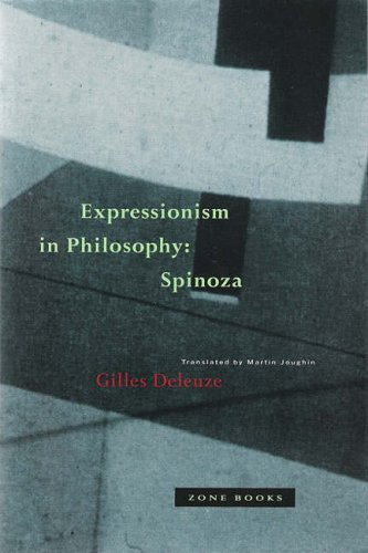 Expression in Philosophy: Deleuze, Gilles