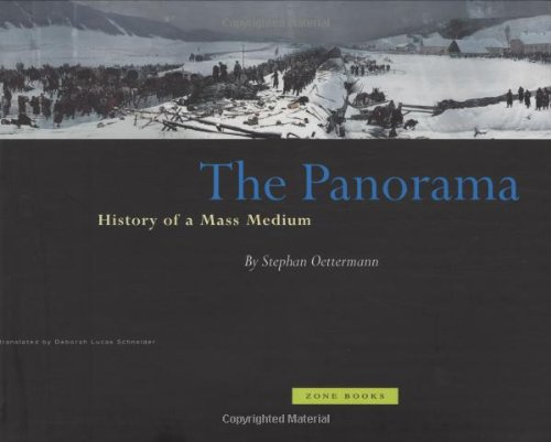 9780942299830: The Panorama: History of a Mass Medium