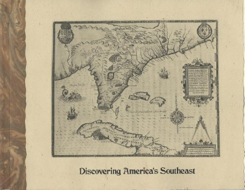 9780942301205: Discovering America's Southeast: A Sixteenth Century View Based on the Mannerist Engravings of Theodore De Bry