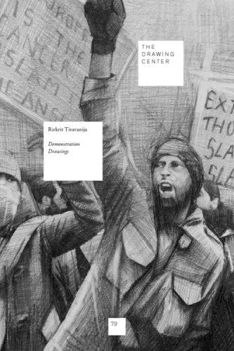 9780942324259: Rirkrit Tiravanija: Demonstration Drawings