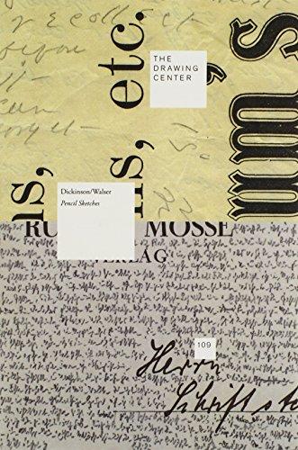 9780942324792: Pencil Sketches: Dickinson/Walser