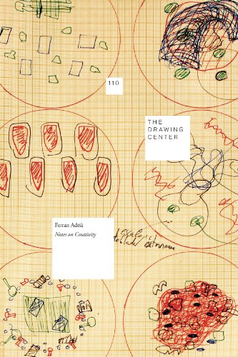 9780942324808: Ferran Adria: Notes on Creativity (Drawing Papers)