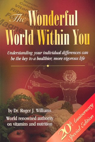 9780942333121: The Wonderful World Within You