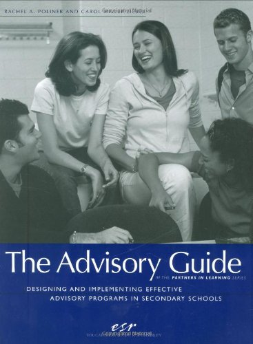 9780942349016: The Advisory Guide: Designing and Implementing Effective Advisory Programs in Secondary Schools
