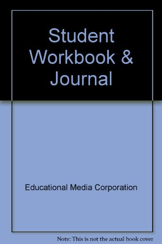 9780942349139: Conflict Resolution in the Middle School: Student Workbook & Journal