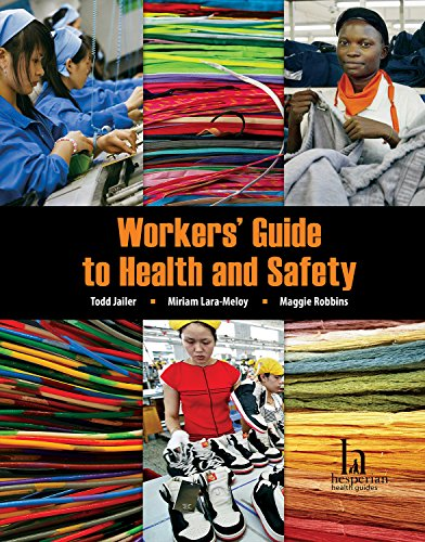 9780942364712: Workers' Guide to Health and Safety