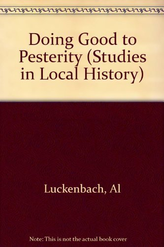 Providence 1649: The History and Archaeology of: Al Luckenbach