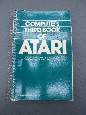 9780942386189: Compute's Third Book of Atari