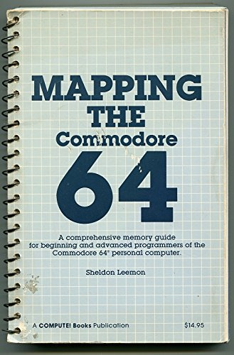 9780942386233: Mapping the Commodore 64