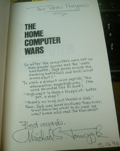9780942386783: The Home Computer Wars
