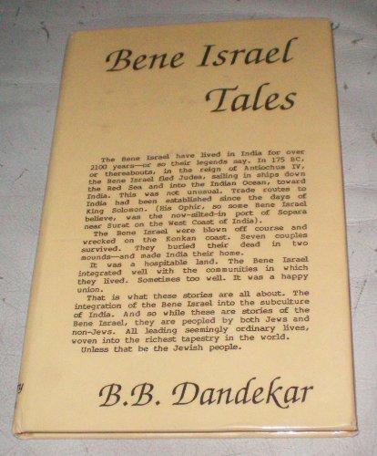 9780942387087: Bene Israel Tales