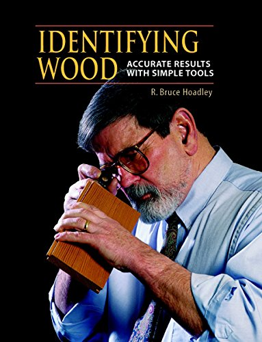 9780942391046: Identifying Wood: Accurate Results with Simple Tools