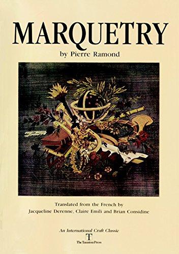 9780942391190: Marquetry (International Craft Classic)